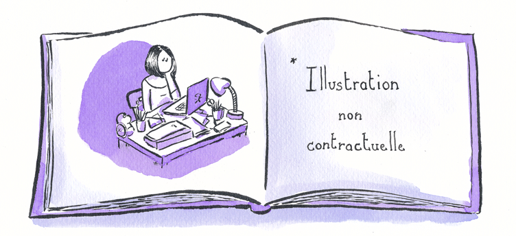 *Illustration non contractuelle Le Blog de Sophsouris